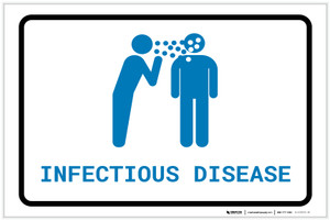Infectious Disease with Icon Landscape v2 - Label
