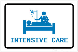Intensive Care with Icon Landscape v2 - Label