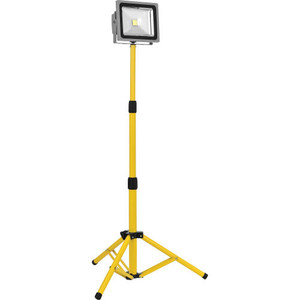 Global™ LED Single Work Light with Tripod