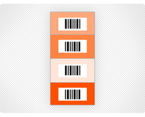 Custom Totem Pole Rack Labels