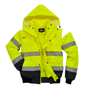 3in1 Bomber Jacket, Yellow