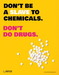 Don't Do Drugs - Poster