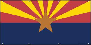 Arizona State Flag - Banner