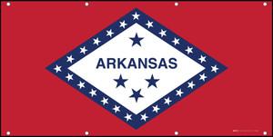 Arkansas State Flag - Banner