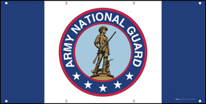 Army National Guard - Banner