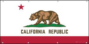 California State Flag - Banner