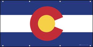 Colorado State Flag - Banner