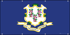 Connecticut State Flag - Banner