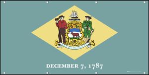 Delaware State Flag - Banner