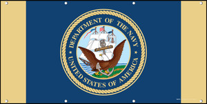 Department of the Navy USA - Banner