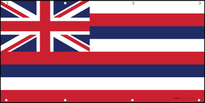 Hawaii State Flag - Banner