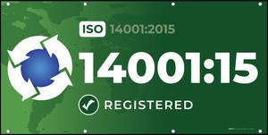 ISO 14001:2015 - Banner