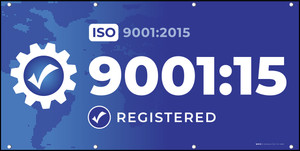 ISO 9001:2015 - Banner