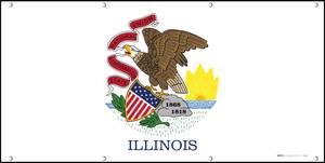 Illinois State Flag - Banner