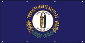 Kentucky State Flag - Banner