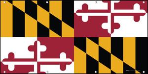 Maryland State Flag - Banner