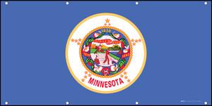 Minnesota State Flag - Banner