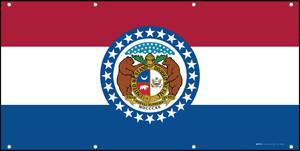 Missouri State Flag - Banner