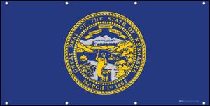 Nebraska State Flag - Banner