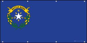 Nevada State Flag - Banner