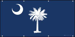 South Carolina State Flag - Banner