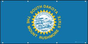 South Dakota State Flag - Banner