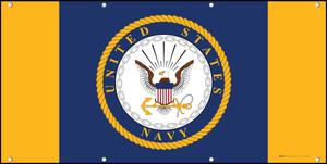U.S. Navy Boat United States - Banner