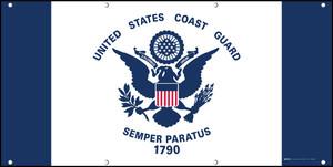 United States Coast Guard Garden - Banner