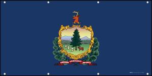 Vermont State Flag - Banner