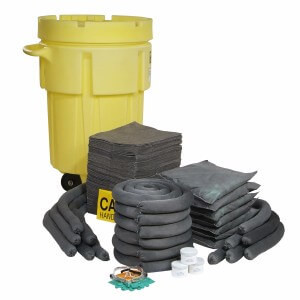95-Gallon Wheeled Spill Kit