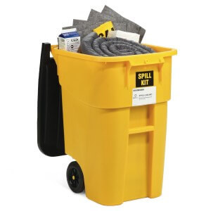 50-Gallon Wheeled Spill Kit