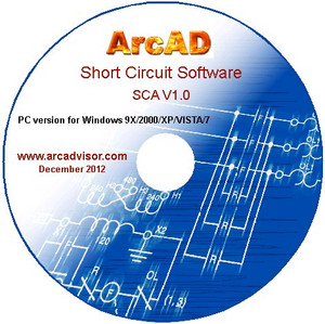 Short Circuit Arc Flash Calculation Software