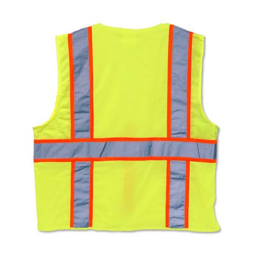 Classic Solid Two-Tone Surveyor Vest