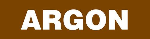 Argon Pipe Marking Wrap (Brown/White)