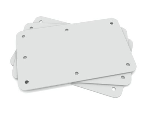 Durable Plastic Valve Tags