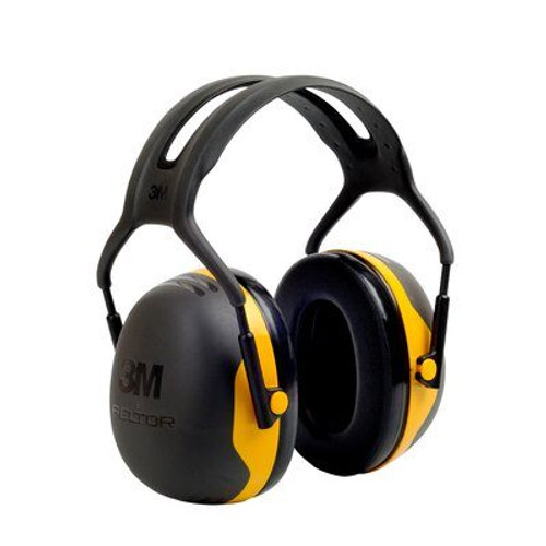 3M™ PELTOR™ X2 Earmuffs X2A/37271(AAD), Over-the-Head, 10 EA/Case