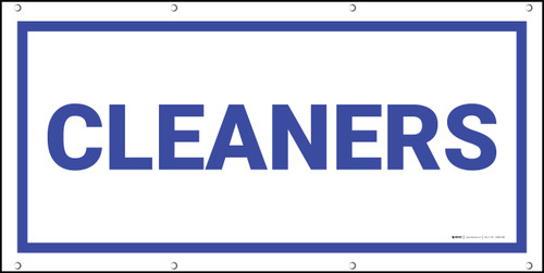 Cleaners Banner (Light)