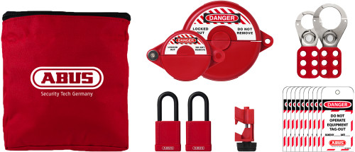 ABUS K905 Standard Lockout Pouch Valve Kit