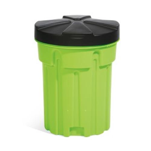 SpillTech 30-Gallon Hi-Viz OverPack Drum
