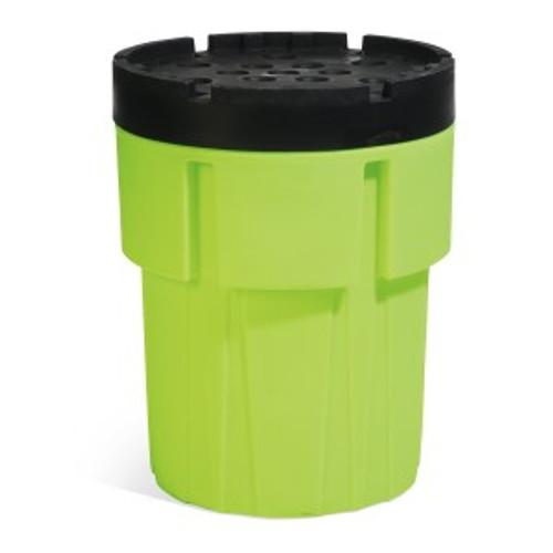 SpillTech 95-Gallon Hi-Viz OverPack Drum