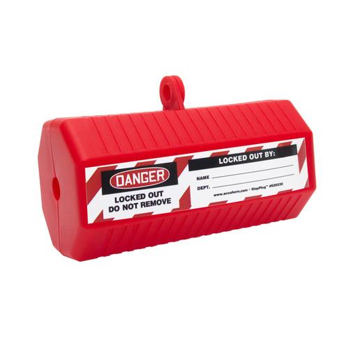 STOPOUT® StopPlug™ AC Plug Lockout