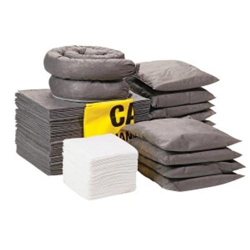 SpillTech Universal Wall Mount Cabinet Spill Kit Refill