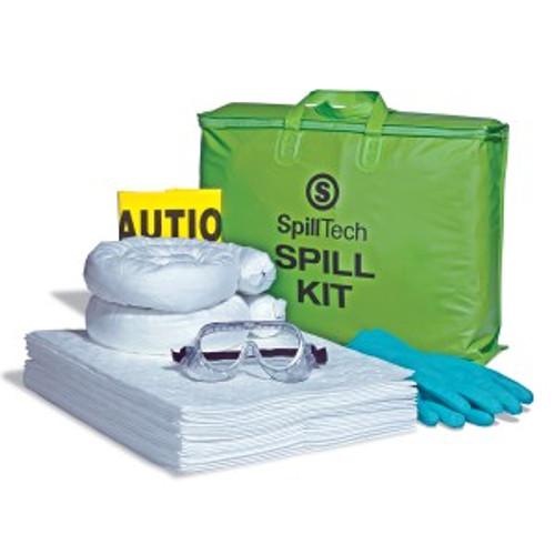 SpillTech Oil-Only Tote Spill Kit