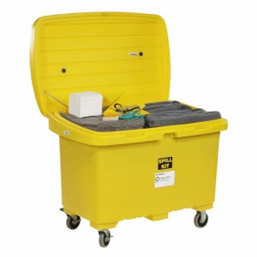 SpillTech Universal Spill Cart Kit with 5in Wheels