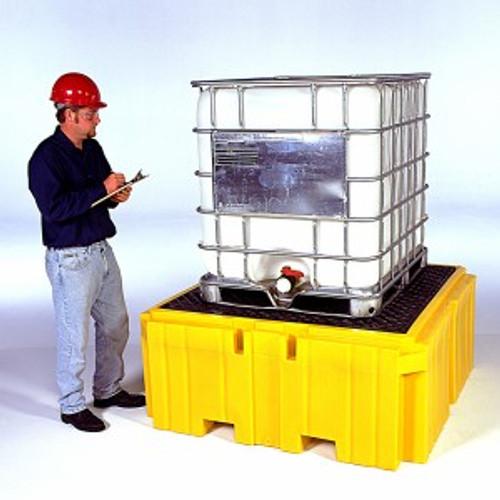 SpillTech Ultra-IBC Spill Pallet Plus®
