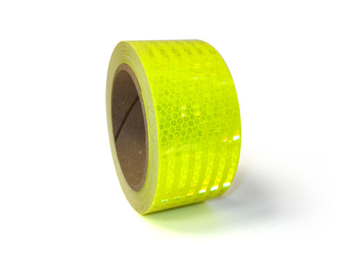 neon reflective tape