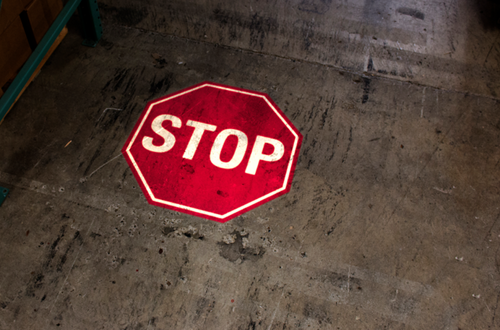 Virtual Stop Sign Package