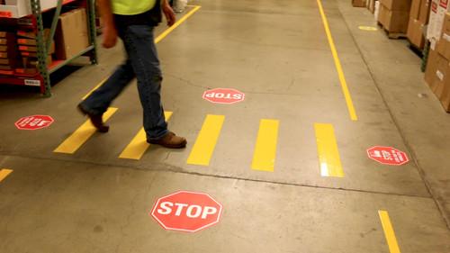 SafetyTac®  Crosswalk