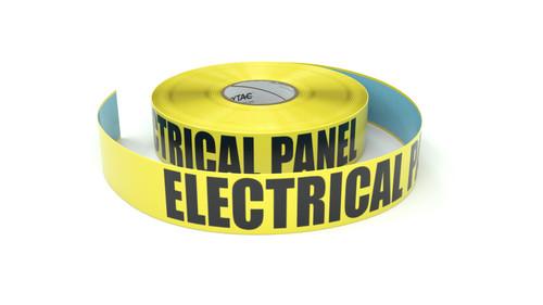Electrical Panel - Inline Printed Floor Marking Tape