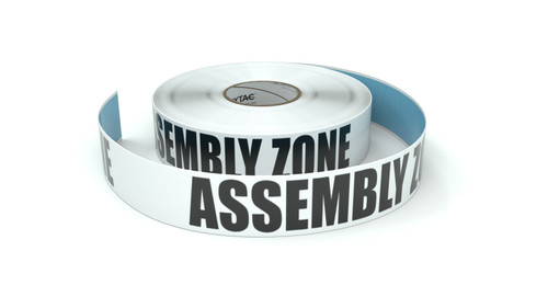 Assembly Zone - Inline Printed Floor Marking Tape